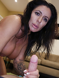 Mrs. Simone is dimension to limits spasmodical sultry neighbor pal Joey