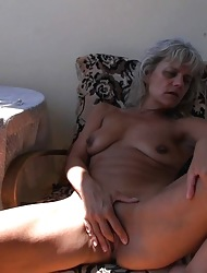 Comely matures relating to threesomes